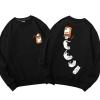Lovely Black Cat Sweatshirt