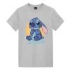 Lilo & Stitch smiley Tshirts Disney Couple Shirts