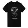 Sueperhero Tee Shirt Black Panther Marvel Graphic Tees