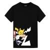 Pokemon Ash Ketchum Shirts Cute Anime Girl Shirts