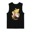 Naruto Pikachu Tee Tank Tops Pokemon Anime Girl Shirt