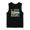 Fujiwara Tofu Shop T-Shirt Tank Tops