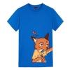 Quality Fox Black T-shirts