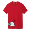Couple Pull the tail Tee Shirt