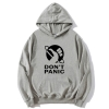 <p>The Hitchhiker&#039;s Guide to the Galaxy hooded sweatshirt Movie Cool Sweatshirt</p>