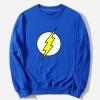<p>The Big Bang Theory The Flash Coat Cotton Sweatshirt</p>