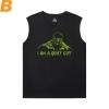 Hulk Mens Sleeveless Tshirt Marvel The Avengers Shirt