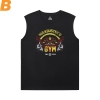 The Avengers Shirts Marvel Iron Man Basketball Sleeveless T Shirt