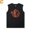 Tshirt Marvel Deadpool Sleeveless Wicking T Shirts