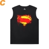 Justice League Superman Men Sleeveless Tshirt Marvel Tee Shirt
