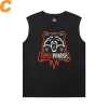 Guardians of the Galaxy T-Shirts Marvel The Avengers Groot Sleeveless Round Neck T Shirt