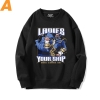 Black Hero Sweatshirt Blizzard Game DOTA 2 Coat