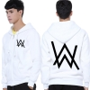 Alan Walker Faded Zip Up Hoodie for Men Boy