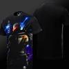 Dark Series Overwatch Soldier 76 T-shirt