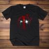 Deadpool Logo Black Tshirt for Men