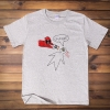 Funny Deadpool tee shirt Marvel Hero Tshirt