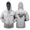 Game of Thrones Zip Sweater All Men Must Die Hoodie