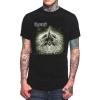 Gorguts Band Rock T-Shirt Black Heavy Metal Tee