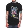 Gorillaz Electronic Rock Band Tee Shirt