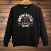 Gotg Movie Groot Grow Strong Hoodie Black Pullover Sweatshirt