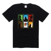 Guardians of the Galaxy 2 T-shirt Black Mens Tee