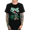 Heavy Metal Ghost Rock Band Tee Shirt