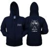 House Stark Wolf Zipper Hoodie Game Of Thrones Stark Sweater