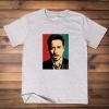 The Ironman T Shirt For Men Summer Short Sleeve Tee