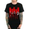 Kmfdm Band Tshirt Black Heavy Metal Tee