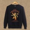 lannister Gold Lion Hoodie Game of Thrones Pullover Sweatshirt