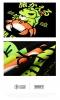 Lovely Travel Frog Hoodie unisex White Crew Neck xxxl Sweatshirt