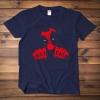 Marvel Deadpool Love TACO T-shirt