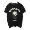Overwatch Cartoon Reaper Tee Shirts