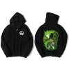 Overwatch Genji Sweatshirt Men Black Sweater