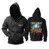 Personalised Metalcore Hoody Germany Metal Punk Rock Hoodie