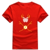 Plus Size The Flash T Shirt Couple Tees Summer