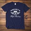 Rocket's Flight Academy Tee Dark Grey Guardians Of The Galaxy T-shirt