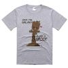Save the Galaxy Pant a Groot T-shirt Guardians 2 Tee Shirt