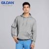 customize Gildan Black Pullover Hoodie