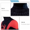 Spiderman Miles Morales Cosplay Into The Spider Verse Halloween Costume