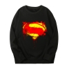 Superman Sweatshirts Marvel Quality Tops