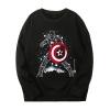 The Avengers Sweater Marvel Captain America Sweatshirts