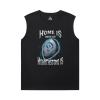 WOW Classic Shirt Blizzard Mens Sleeveless Tshirt