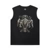 World Warcraft T-Shirt Blizzard XXXL Sleeveless T Shirts