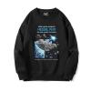 Star Wars Sweatshirt Black Coat
