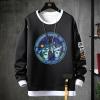 Fake Two-Piece Sweatshirt Star Wars Sweater