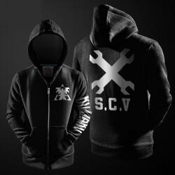 Star Craft 2 Sweater Blizzard Starcraft Black Hoodie For Men