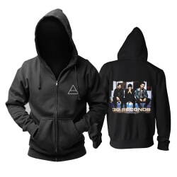 30 Seconds To Mars Hoodie Punk Rock Sweat Shirt