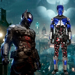 Quality Batman Costume Arkham Knight Costume