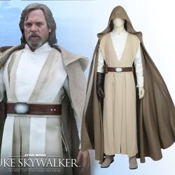 Star Wars The Last Jedi Luke Skywalker Costume